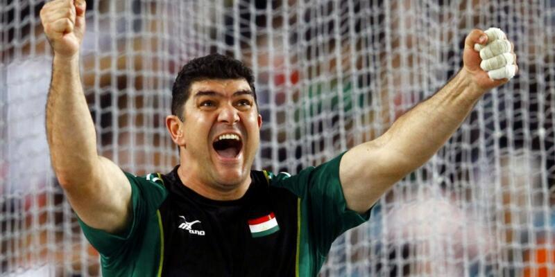 Olimpiyat şampiyonu Nazarov'a 2 yıl men cezası