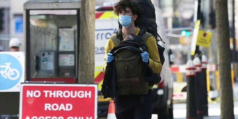 İngiltere'de koronavirüs nedeniyle son 24 saatte 95 kişi hayatını kaybetti