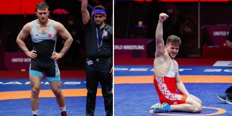 Osman Göçen ve Süleyman Karadeniz Tokyo Olimpiyatları'na katılma hakkı elde etti