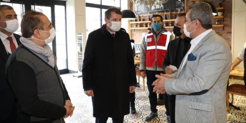 Sivas Valisi Ayhan'dan 'maviden uzaklaşma' uyarısı