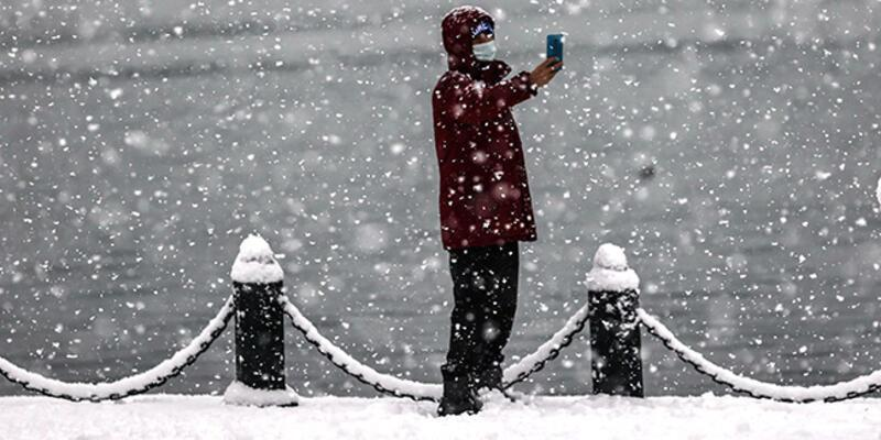Meteoroloji duyurdu: Soğuk hava ve kar geri dönüyor