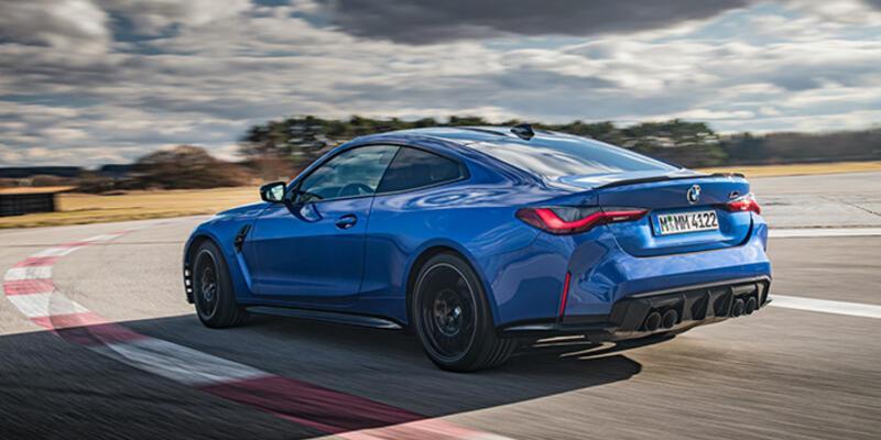 BMW M4 Competition Coupe 2.4 milyon TL'den yola çıktı