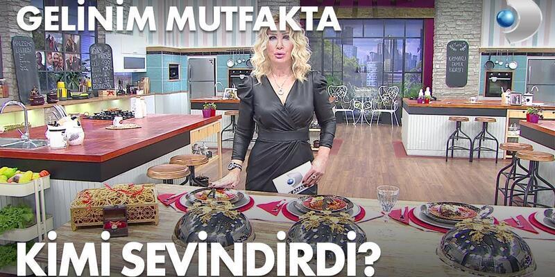 Seda Sayan, Gelinim Mutfakta'nın 665. Bölümünde en yüksek puanı kime verdi?