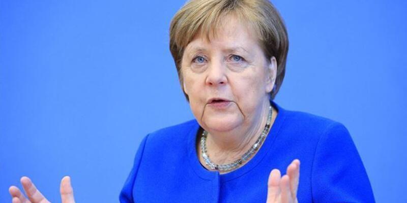 """Merkel aşı kampanyasının """"daha hızlı ve esnek"""" yürütülmesini hedeflediklerini söyledi"""