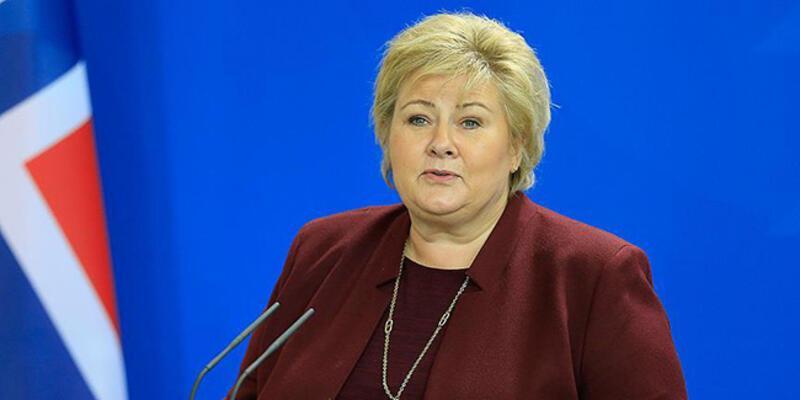 Kısıtlamaları ihlal eden Norveç Başbakanı Solberg'e soruşturma