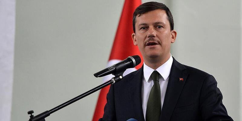 AK Parti'li Şahin'den, 'İstanbul Sözleşmesi' açıklaması