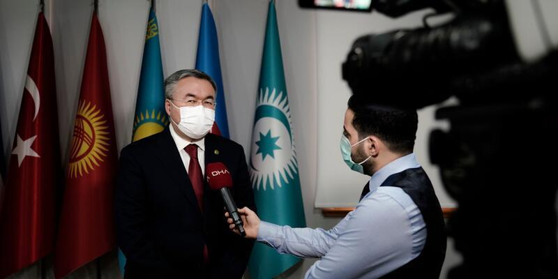 Kazakistan Dışişleri Bakanı Tileuberdi: Türkiye gerçekten kardeş bir ülke
