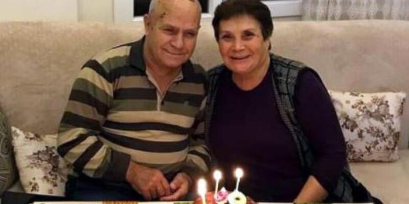 Koronavirüse yakalanan çift, 3 saat arayla hayatlarını kaybetti