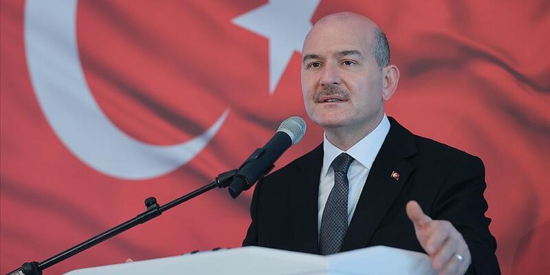 Bakan Soylu: Türkiye, mücadelesi ile dünya ülkelerine örnek olacak