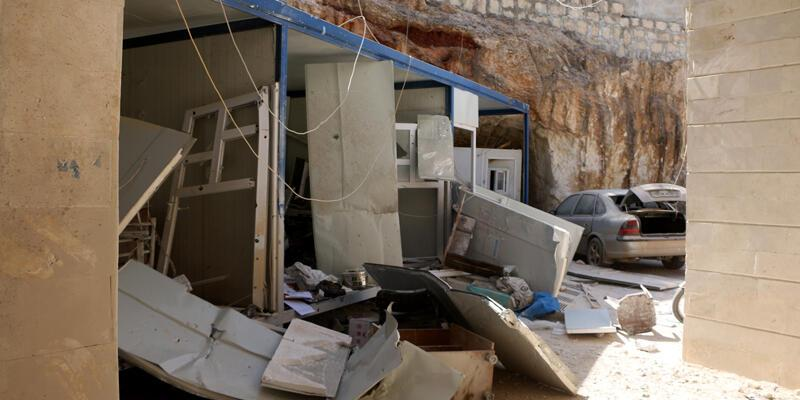 Son dakika... Esad rejimi İdlib'de hastaneye saldırdı: 1'i çocuk 6 sivil öldü, 15 kişi yaralandı
