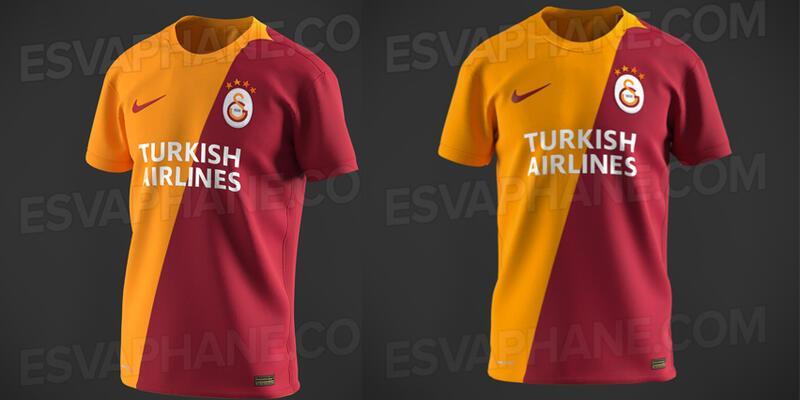 Galatasaray'ın yeni sezon forması