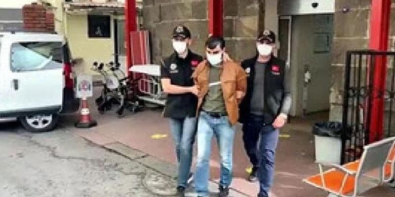 Terör örgütünü öven 5 şüpheliye gözaltı