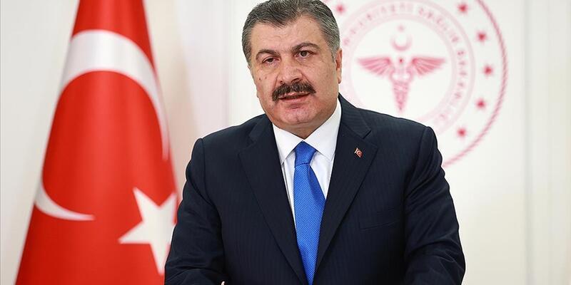 Sağlık Bakanı Koca'dan 'iş yerinde maske' uyarısı