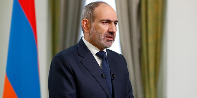 Ermenistan Başbakanı Paşinyan, Genelkurmay Başkanlığına Davtyan'ın atandığını duyurdu