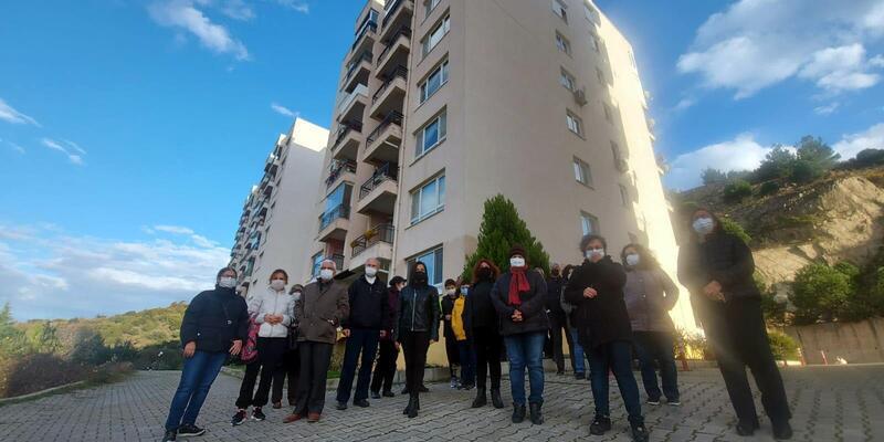 Arsa sahibi ile kooperatif üyeleri arasında 33 yıllık hukuk savaşı