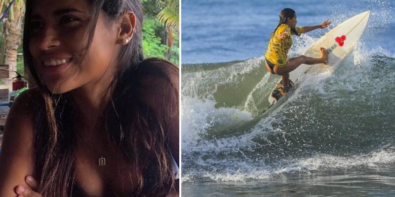 El Salvadorlu sörfçü Katherine Diaz hayatını kaybetti
