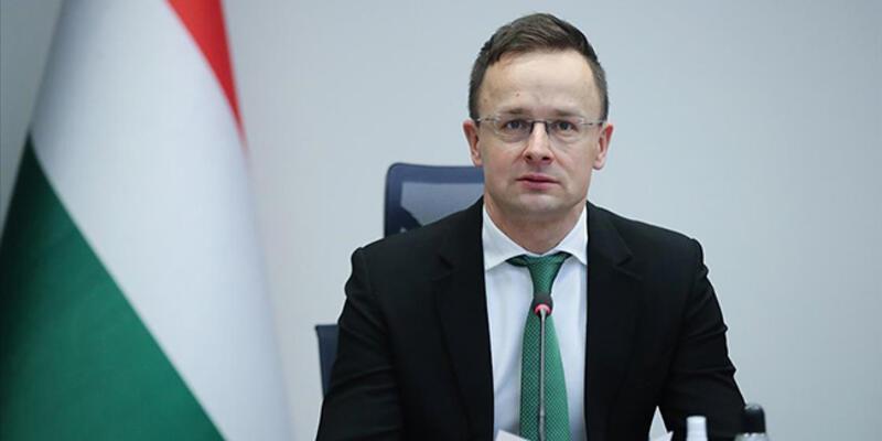 Macaristan Dışişleri Bakanı Szijjarto: AB, Türkiye'ye söz verdiği 6 milyar euro'yu ödemeli