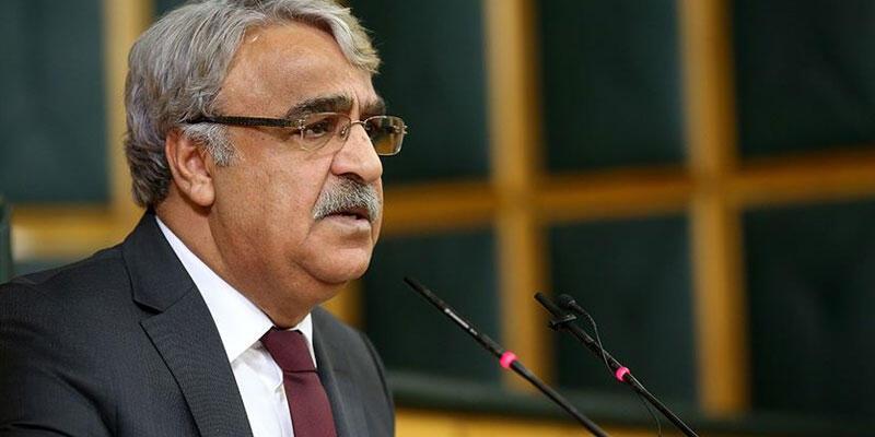 Son dakika haberi: HDP Eş Genel Başkanı Mithat Sancar'a terör soruşturması
