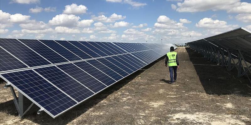 Son dakika... Güneşten elektrik üretiminde büyük artış