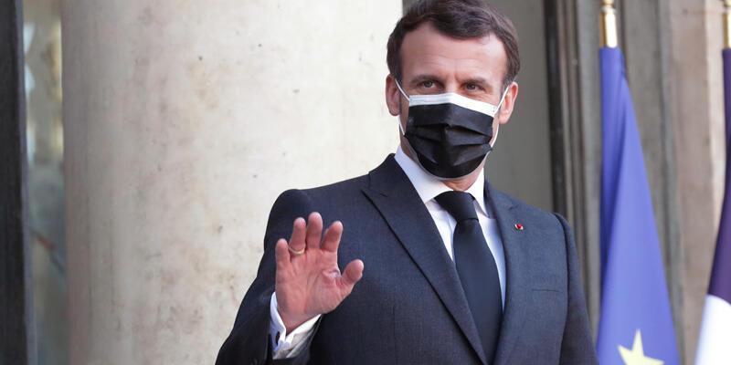 Macron: Türkiye önemli bir müttefik