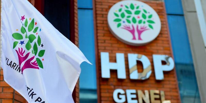 SON DAKİKA... HDP'ye kapatma davası: AYM ilk incelemeyi 31 Mart'ta yapacak