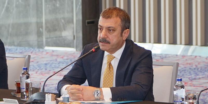 TCMB Başkanı Kavcıoğlu, banka yöneticileriyle bir araya geldi