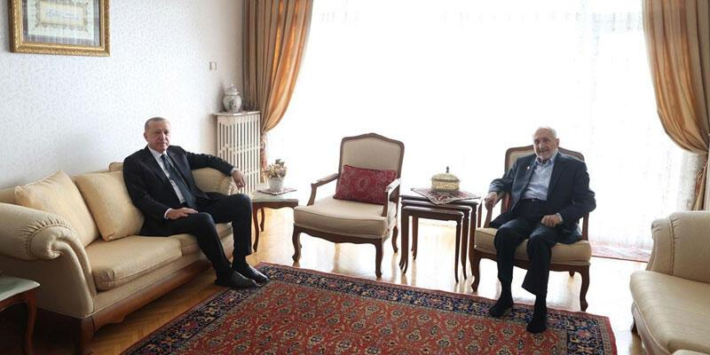 Oğuzhan Asiltürk'ten Cumhurbaşkanı Erdoğan'a tebrik telefonu