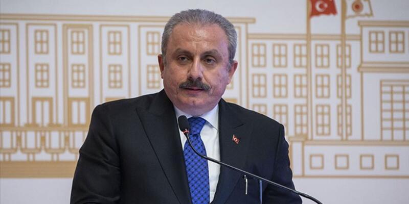 Son dakika... Meclis Başkanı Şentop'tan 'yeni anayasa' açıklaması