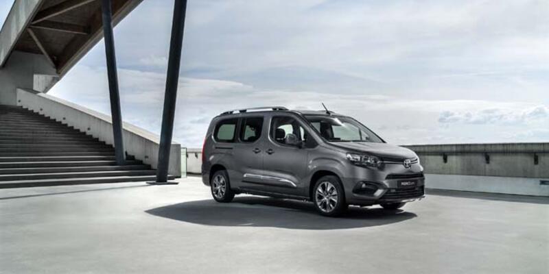 Toyota'nın yeni ticarisi 'Proace City' 199 bin TL'den başlayan fiyatlarla satışta