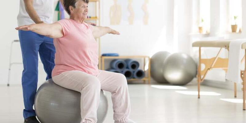 Düzenli egzersiz yaşlanma etkilerini azaltıyor