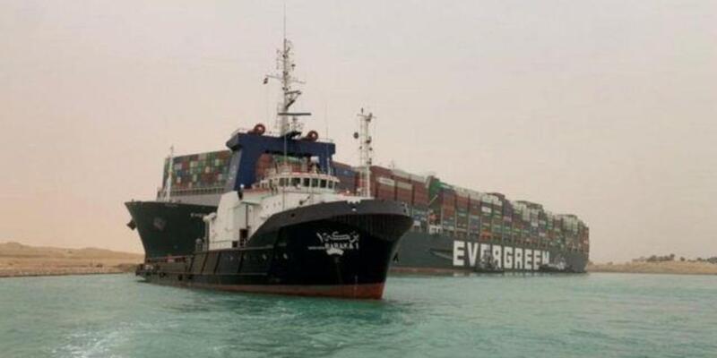 Süveyş Kanalı nerede, uzunluğu nedir? Ever Given gemisi hangi ülkenin?