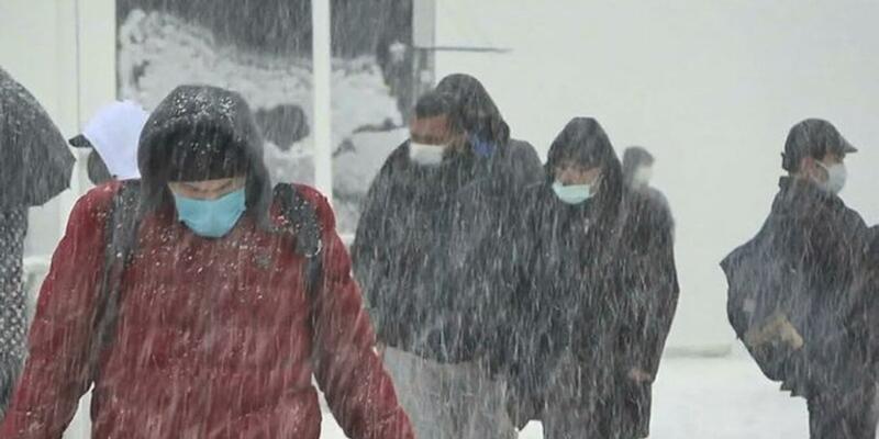 Yoğun kar uyarısı! 26 Mart 2021 İstanbul, İzmir, Ankara hava durumu