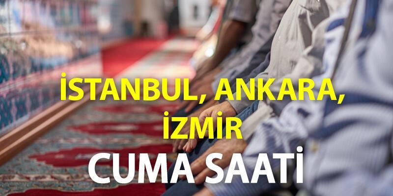 Cuma namazı saati 26 Mart   Ankara, İzmir, İstanbul cuma namazı saat kaçta? Bugün cuma vakti ne zaman?