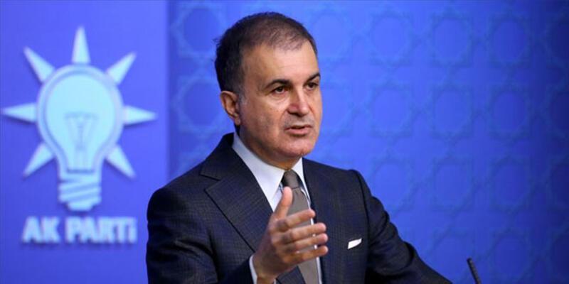 AK Parti Sözcüsü Çelik, Mısır'daki tren kazası dolayısıyla taziye mesajı yayımladı