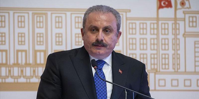 TBMM Başkanı Şentop'tan Balkan Şehitleri Anma Günü mesajı