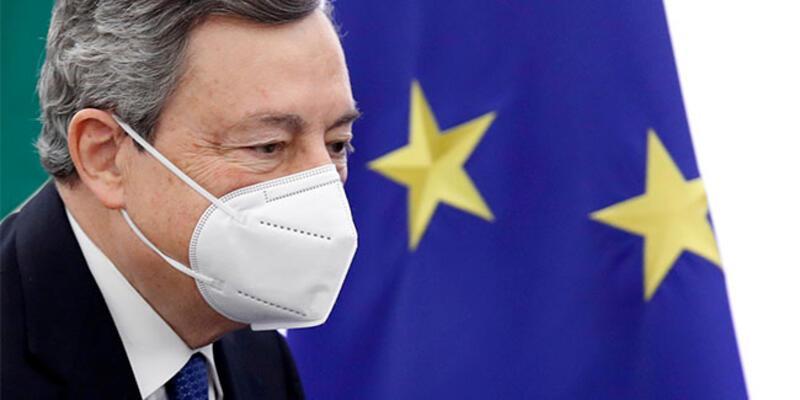 """İtalya Başbakanı Draghi'den """"aşı üretimi"""" çağrısı"""