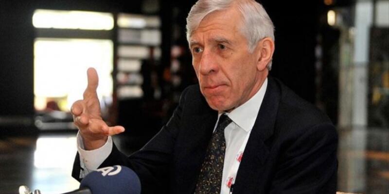 Jack Straw, Kıbrıs'ta iki bölgeli devlet yapısının mümkün olmadığını söyledi