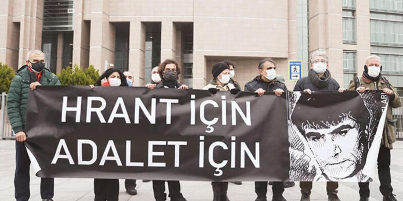 Hrant Dink suikastında cinayetin FETÖ'nün talimatlarıyla işlendiği ortaya çıktı
