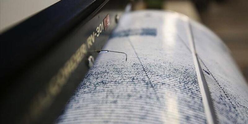 Afyonkarahisar'da 3,6'lık deprem