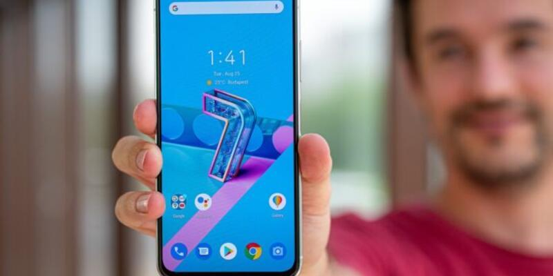 Asus Zenfone 7 Android 11'e kavuşuyor