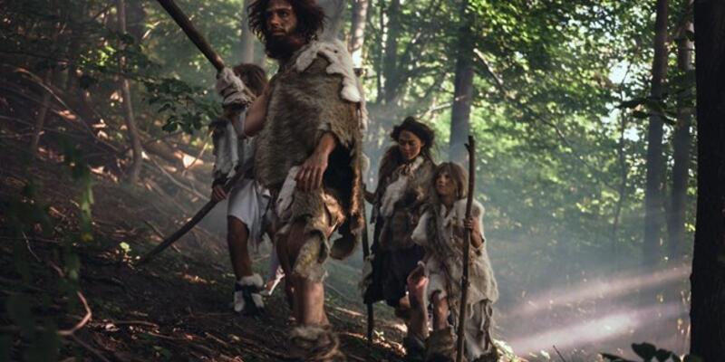 İspanya'da 100 bin yıllık ayak izleri keşfedildi