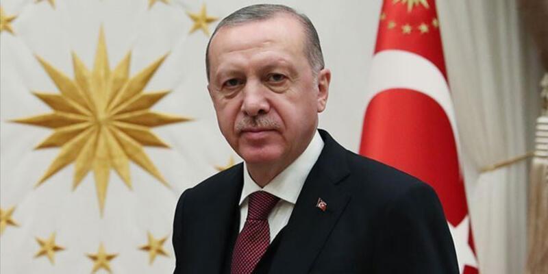 Cumhurbaşkanı Erdoğan'dan Berat Kandili mesajı!