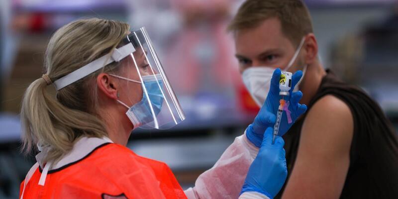 ABD'de ülke genelinde yapılan aşı sayısı 140 milyonu aştı