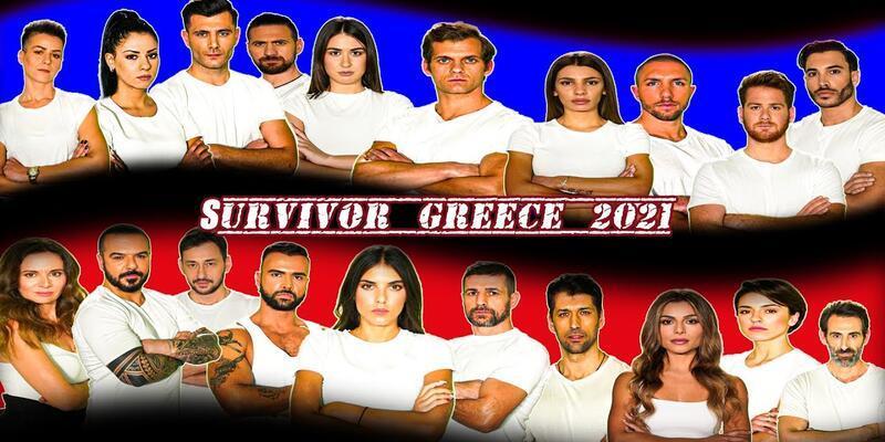 Survivor Birleşme Partisi! Survivor 2021 Yunan yarışmacılar merak ediliyor! İşte Yunanistan Survivor yarışmacıları!