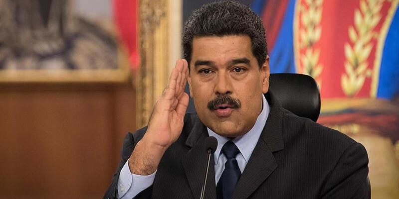 Facebook hesabı dondurulmuştu! Maduro'dan sert tepki