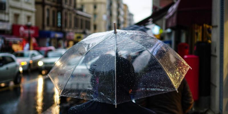 Meteoroloji'den 15 il için sağanak yağış açıklaması