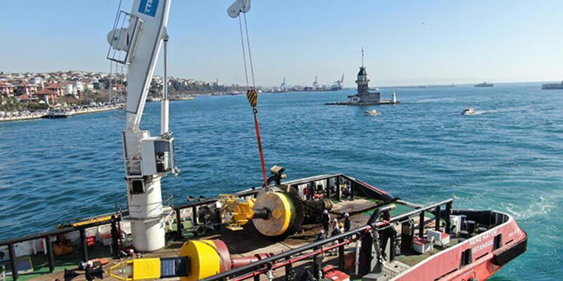 Nene Hatun'dan İstanbul Boğazı'nda 6 saatlik operasyon