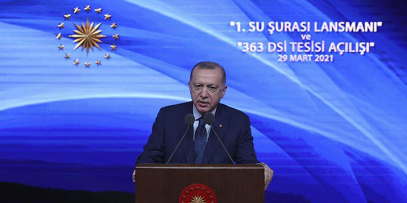 SON DAKİKA... Cumhurbaşkanı Erdoğan: Bu yıl 24 milyar lira tarımsal destek sağlayacağız
