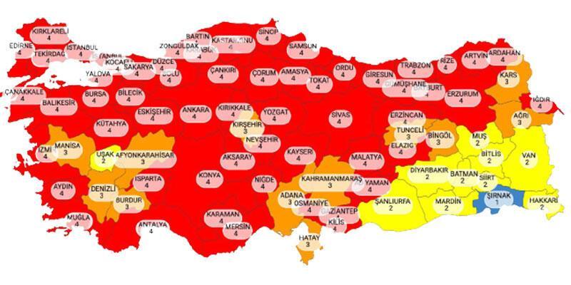 Türkiye'nin tek mavi şehri! Peki Şırnak bunu nasıl başardı?