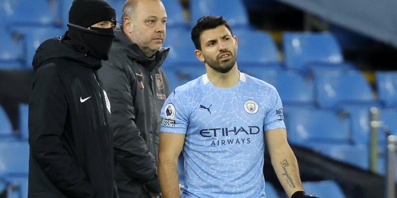 Sergio Agüero Manchester City'den ayrılıyor